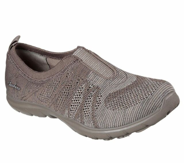 228c34631ac0 Womens Skechers Dreamstep Shoes in Taupe From Get The Label ...