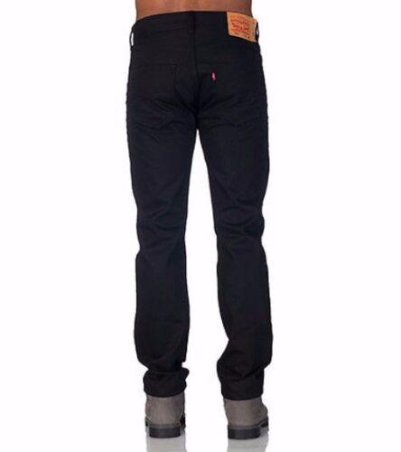 zwarte Levis 501 zwarte spijkerbroek 501 spijkerbroek Levis DHW2Y9EI
