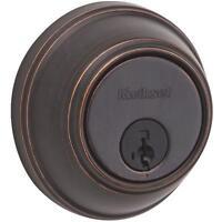Kwikset Venetian Bronze Key Control Exterior Door Deadbolt 816 11p Rcal Rcs