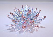 Swarovski Crystal Lotus Flower 5100663 Brand New In Box