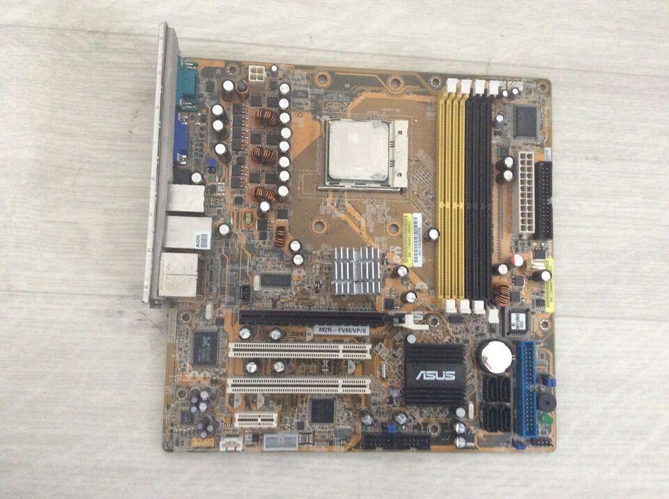 Asus, M2R-FVM/VP/S , Socket AM2