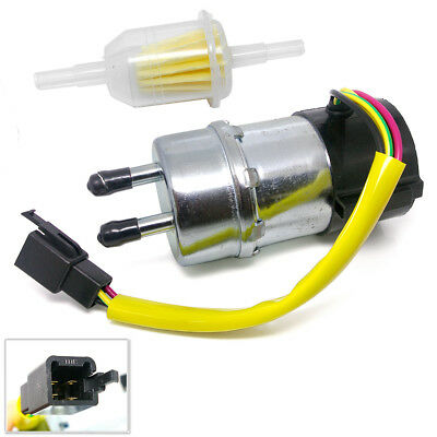 New Kawasaki Vulcan 88 4-Wire Fuel Pump 1990-1995 VN1500 Replaces 49040-1063