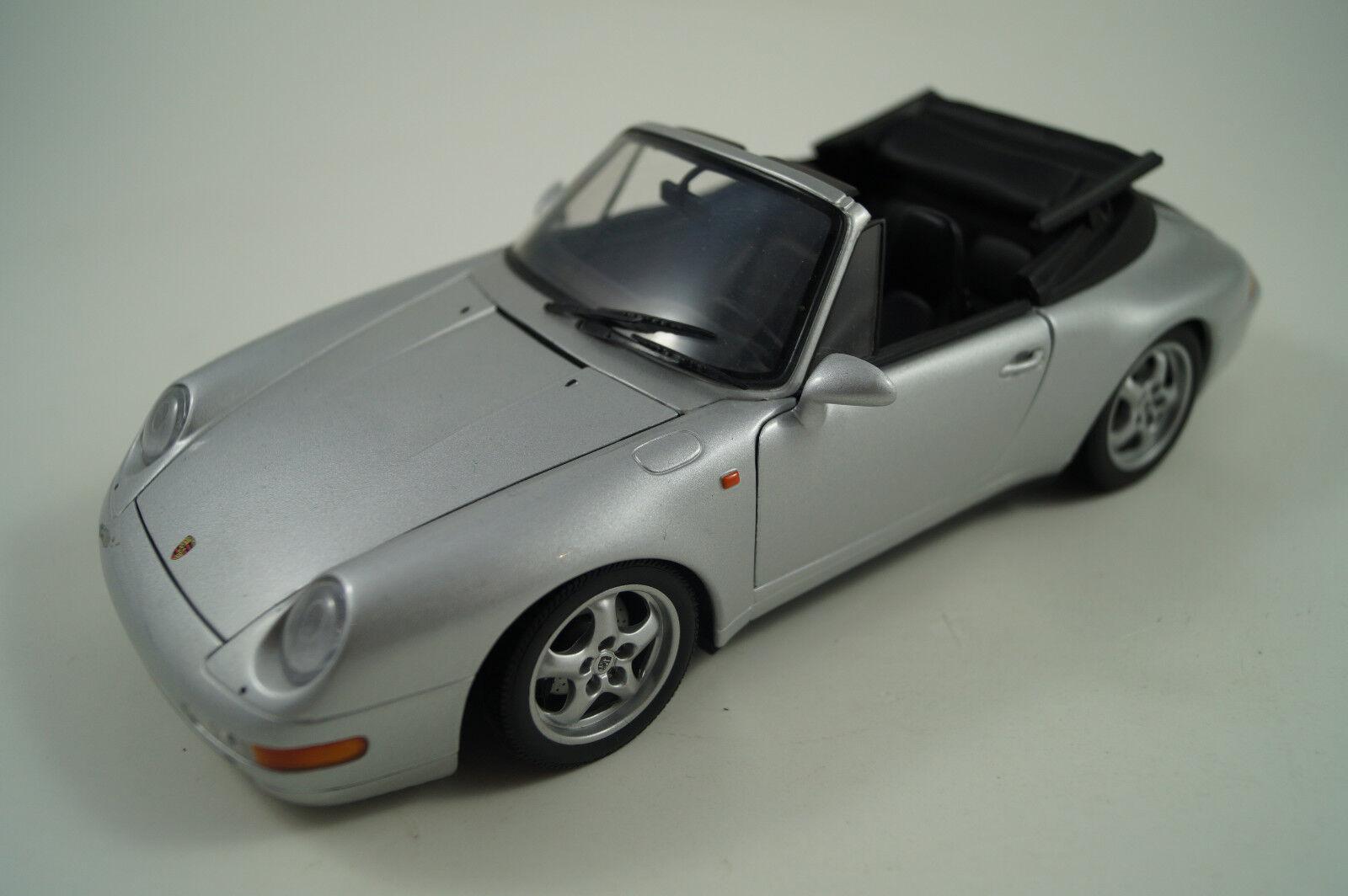 UT voiture miniature 1 18 PORSCHE 911 SERIES TYPE 993