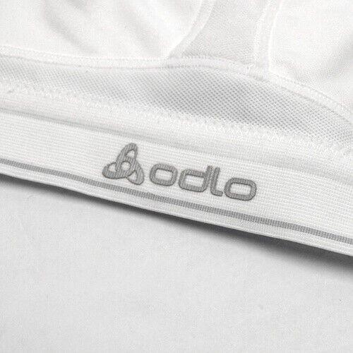 Odlo Bra Medium Balance Fit weiß Damen Sport BH Unterwäsche UVP 49,95€