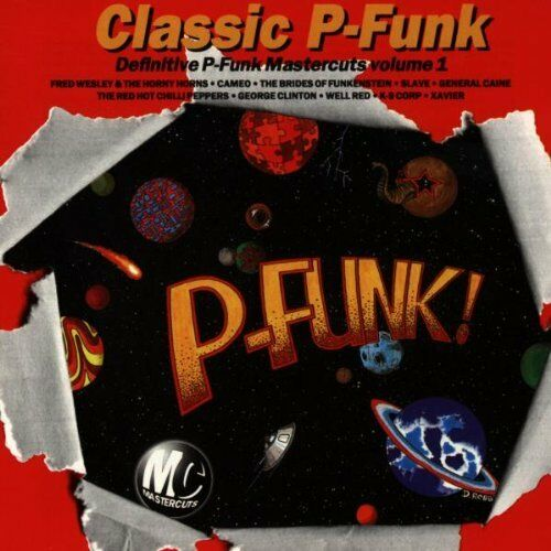 Various Artists-Classic P-Funk Mastercuts Vol.1 CD   New
