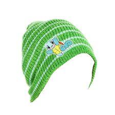 Squirtle Schiggy Carapuce Pokemon Winter Hut Kappe Mütze Beanie Grün Green