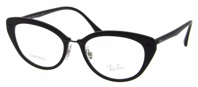 08d68a95f70 Ray Ban 0rx7088 Eyeglasses Matte Black 2077 Size 54mm for sale ...