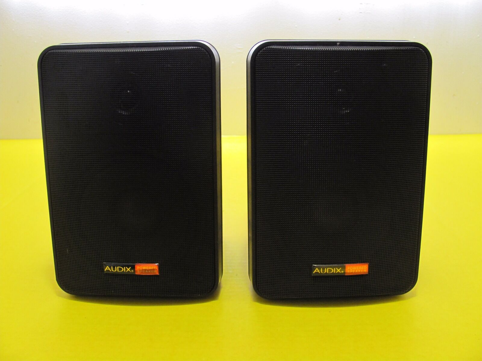 Audix 110VAC version PH5 VS Powerot Monitor Speakers