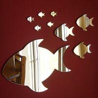 Shoal of Fish Acrylic Mirrors