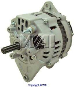 new alternator isuzu npr voltage 12 amperage 80 2912763000 2902769000 ebay
