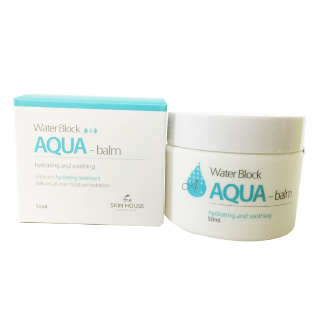 50ml AQUA balm hydrating Ultra rich Moist UP Cream the Skin House moisturize