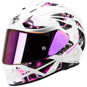 casque-casco-helmet-SCORPION-EXO-510-AIR-XENA-taille-XS-53-54