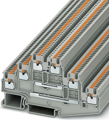 Phoenix CONTACT più STOCK-morsetto PT 1,5//s-3l valico-SERIE MORSETTI 3213713