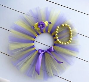 Lavender-amp-Yellow-3-Piece-Cake-Smash-Outfit-Photography-Prop-1st-Birthday