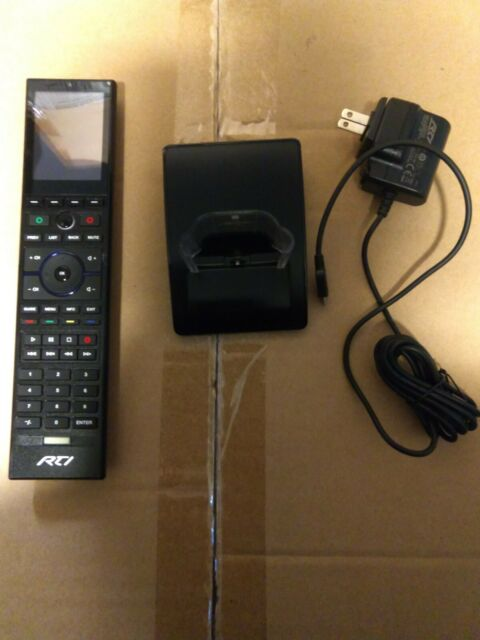 RTI T2x Color Touchscreen Remote System Controller Rti Dock /& Power Supply