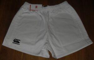 Canterbury-Vapodri-Professional-Mens-White-Cotton-Shorts