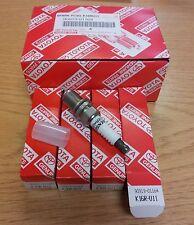 New Genuine Toyota Yaris Spark Plugs Set 4x 90919-01164 K16R-U11 Original Denso