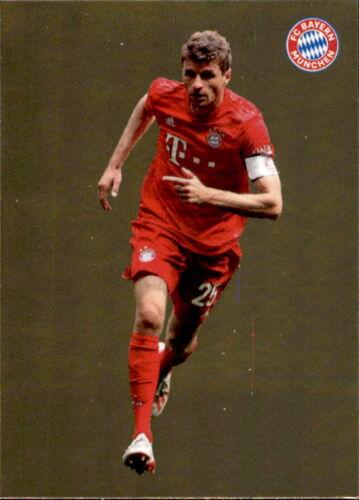 Panini FC Bayern München 2019//20 Sticker 137 Thomas Müller