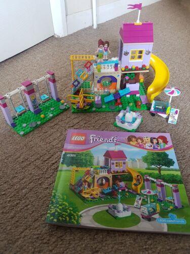 LEGO Friends Heartlake City Playground 2017 | eBay