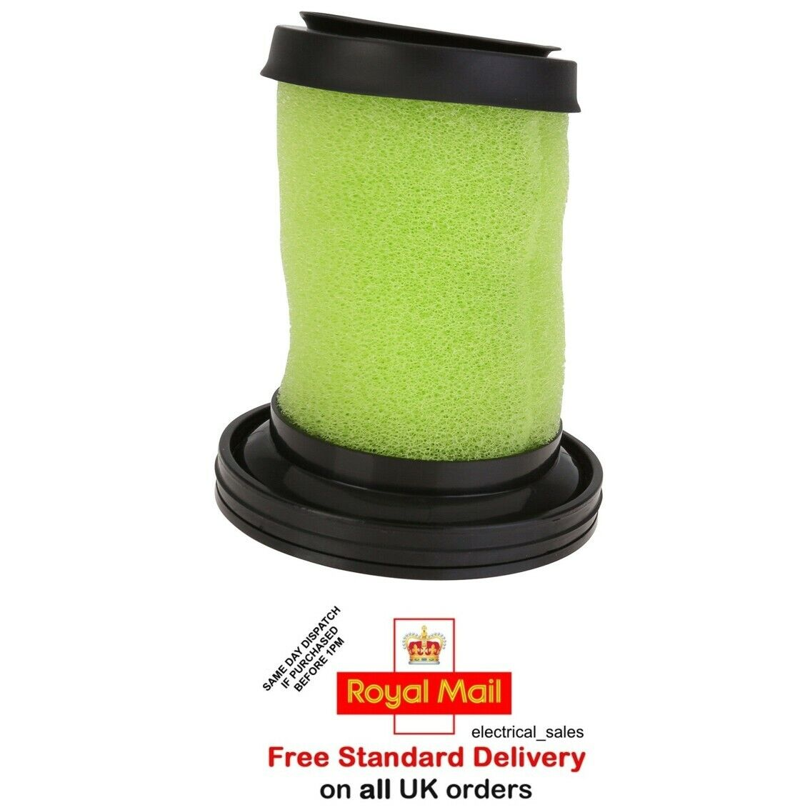 Lot of 145 Vacuum Washable Filter for GTECH Multi MK2 K9 ATF036 Cordless Hoover