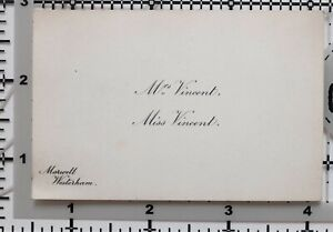 ANTIQUE-CALLING-CARD-MRS-amp-MISS-VINCENT-MARWELL-WESTERHAM
