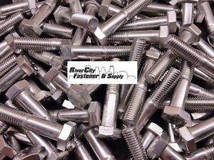 M12-1.75 x 60mm Metric Hex Head Screws Bolts 12mm 100