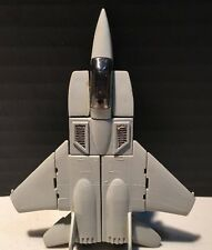1983 MACHINE ROBO MR-25 BANDAI GO BOTS LEADER-1 FIGHTER JET JAPAN Transformers
