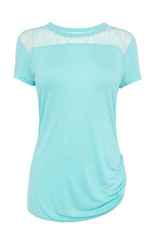 shirt 10 T Bnwt With Trim Karen uk10 Millen Lace AEqAv