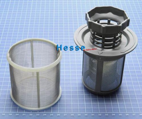jacuzzi Lave-vaisselle micro-filtre set pour Bauknecht Ikea vorwerk ignis