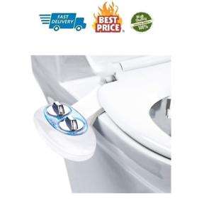 Clean Clear Rear Bidet Butt Attachment Seat Toilet Adjustable Fresh Water Spray Ebay