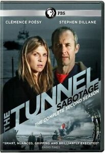 The-Tunnel-The-Complete-Second-Season-Sabotage-Season-2-3-Disc-DVD-NEW