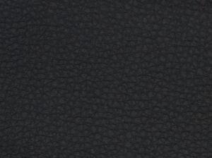 Kunstleder-Leder-Meterware-PVC-140-cm-schwarz