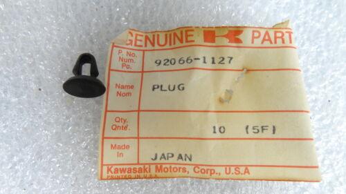 Kawasaki NOS NEW 92066-1127 Side Cover Plug EL ZX EL250 ZX1100 ZX750 1983-89