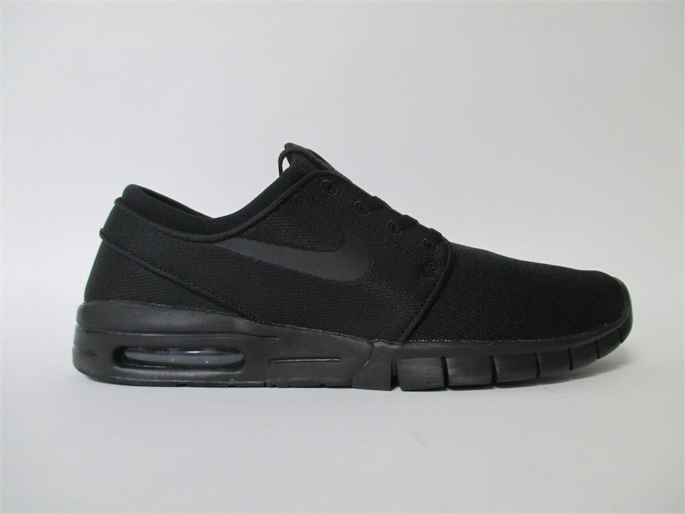 Nike SB Stefan Janoski Max 631303-007 noir noirout Sz 8 631303-007 Max c55b7e