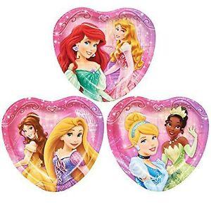Paper-Plates-8-Disney-Princess-Dream-Party-Hallmark-Assortment-Birthday-Pack