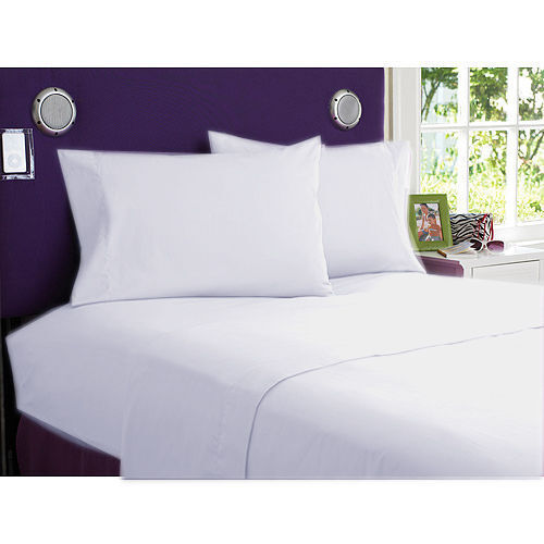 Extra Deep Pocket Fitted Bedding Items 1000 Thread Count Egyptian Cotton Twin-XL