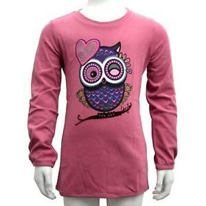 Maxi-Shirt-in-Caldo-Cotone-Fucsia-con-Stampa-Bambina-Liu-Jo-K63118