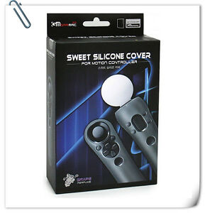 100-ORIGINAL-PS3-Sony-Move-Sweet-Silicone-Cover-Motion-Controller-protector