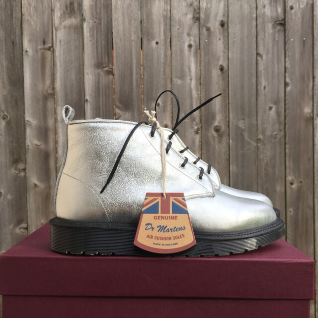 faef113f5be NIB Dr.Martens Women's Blanche Ankle Boot $350 Made in England -Clearance