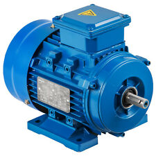 Electric Motor 3phase 3000rpm 400v Blue Motor Machine Active Demand Ce Approved