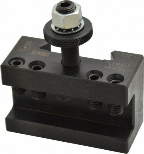 Turning /& Facing Tool Post Holder 2-3//4 Inc... Dorian Tool Series AXA Number 1