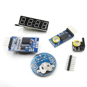 rtc 3 3v 5v rtc i2c ds3231 rx8025t real time clock module arduino ebayimage is loading rtc 3 3v 5v rtc i2c ds3231 rx8025t