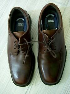Nunn Bush Comfort Gel Men S Oxford Dress Shoes Leather