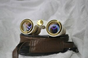 Vintage LZOS binoculares de ópera rusa