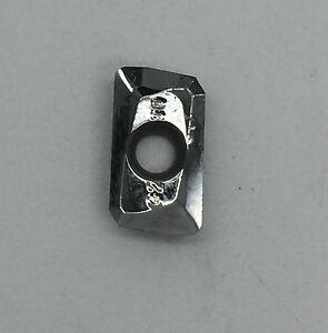 1 Plaquette De Fraisage Apkt1135 Carbure Nuance Aluminium Bon Pour L'éNergie Et La Rate