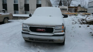 For Sale 2001 GMC 3/4 Ton 4x4 Truck
