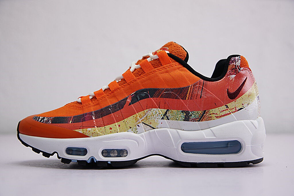 Nike Air Max 95 DW SZ 7 Fox Dave White Fox 7 Rabbit Pack Cayenne Orange 872640-600 cf85cc