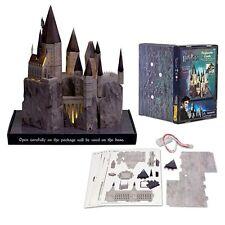 Wizarding World Of Harry Potter You Build It Light Up Hogwarts Castle Model Kit