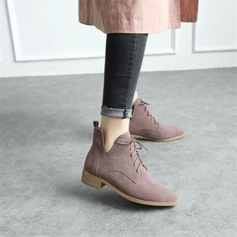 Nike Cuero Zapatillas altas Air 6 Spiz'ike en Rojo para