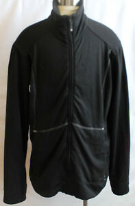 cca9606349e3 Salomon Act Therm Women s Black Full Zip Jacket Size Medium